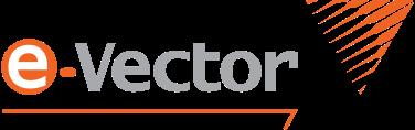 e-vector Logo